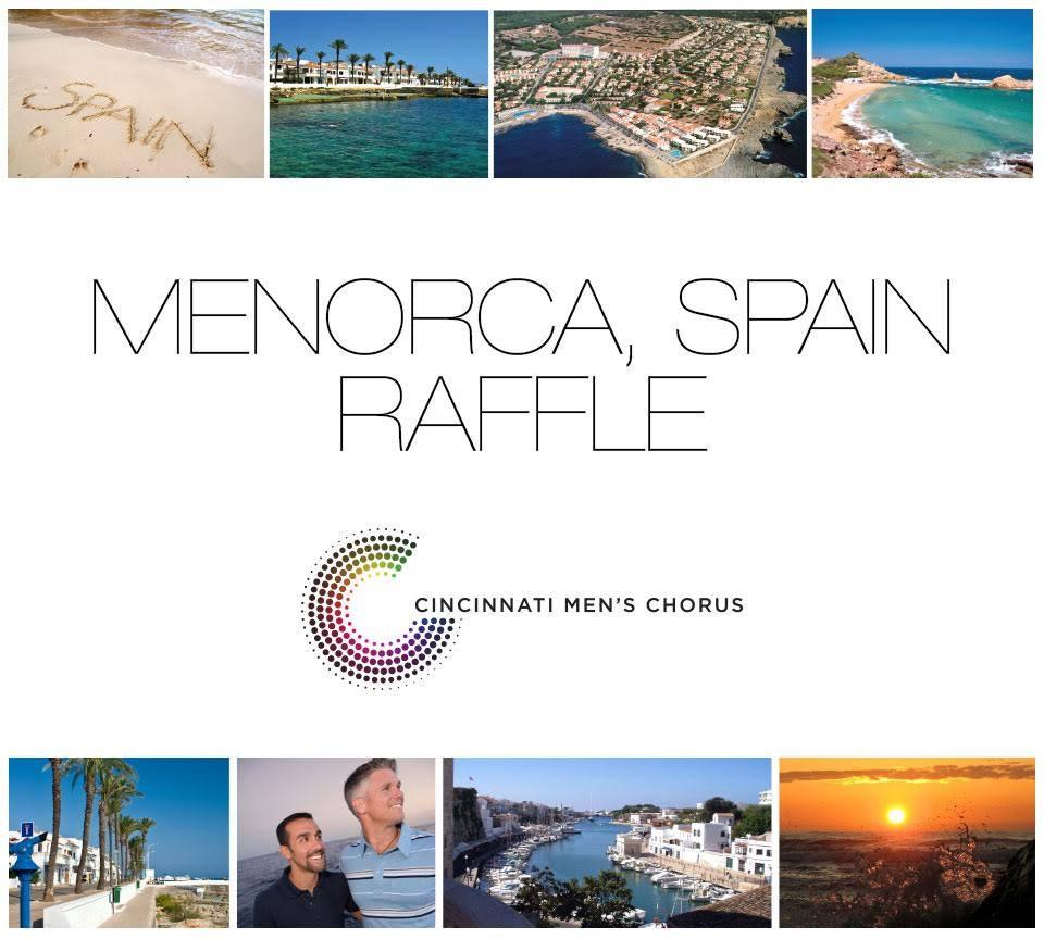 Menorca Raffle